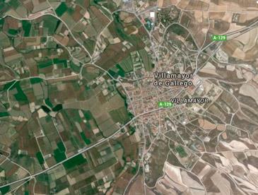 Los hechos ocurrieron en la localidad de Villamayor de Gállego