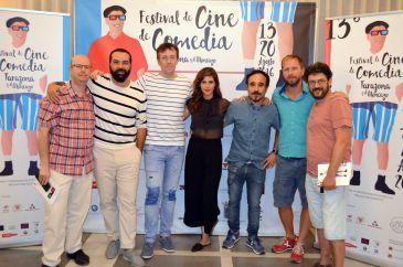 Raúl García Medrano, Alfonso Sánchez, Miguel Ángel Lamata, Bárbara Santa-Cruz, Koldo Serra, Alberto López y Manolo Solo