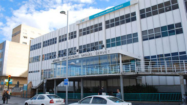 El Servicio de Oncología Radioterápica del Servet trabajará durante todo el puente de 8.00 a 22.00 horas