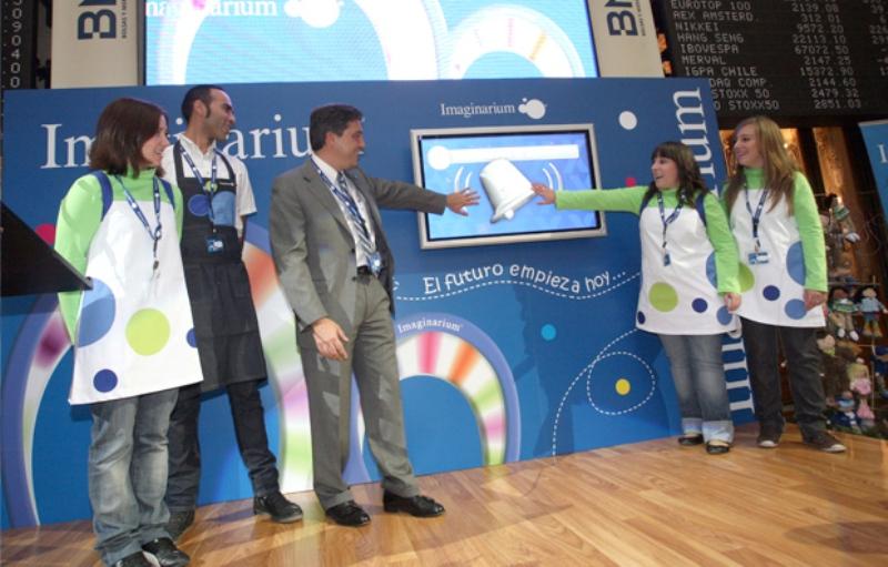 El Consejo de Administración de Imaginarium ha aprobado una ampliación de capital de 3,4 millones de euros para sanear la compañía