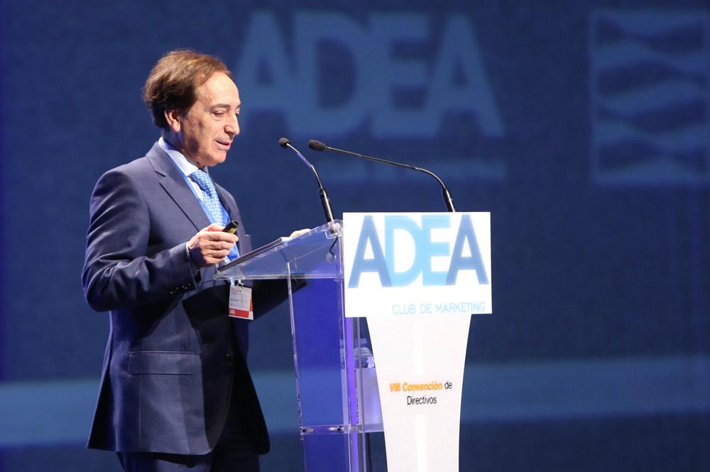 El presidente de ADEA, Salvador Arenere, ha pedido alentar el talento de los más jóvenes para desarrollar nuevos proyectos