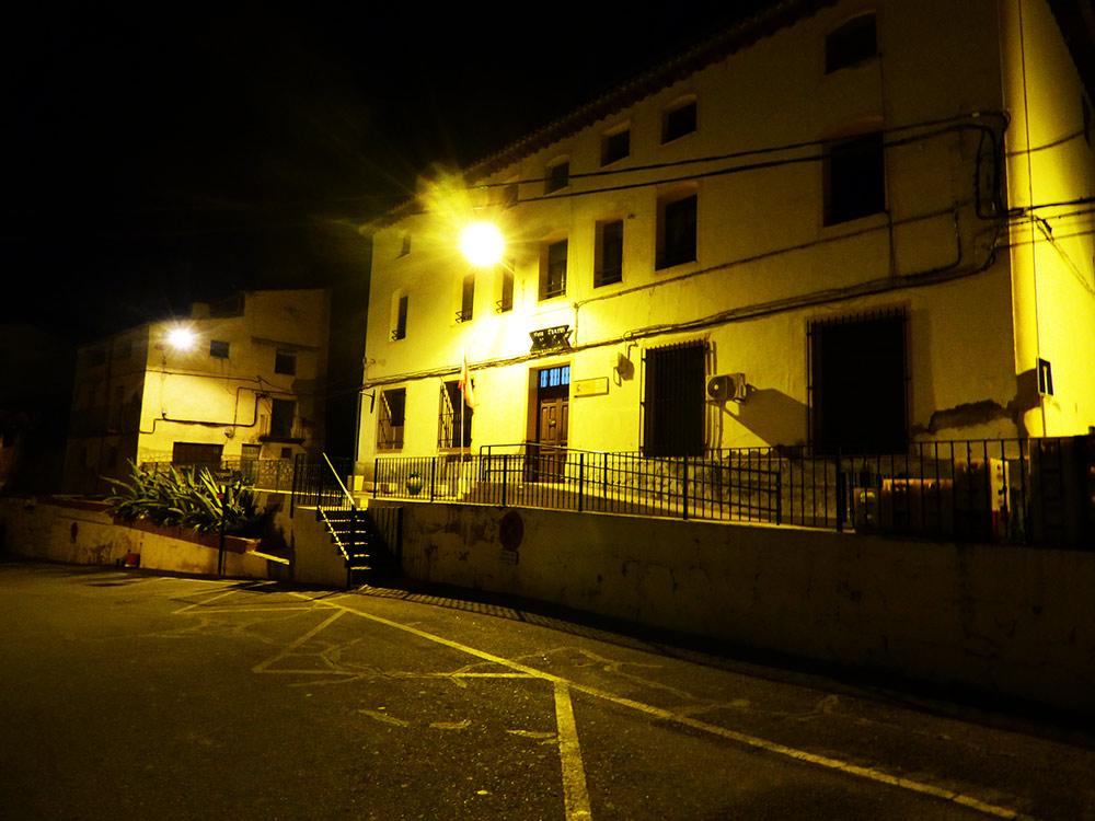 Cuartel de la Guardia Civil de Albalate del Arzobispo