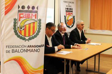 El acto de presentación ha contado con la presencia destacada del director general de Deportes del Gobierno de Aragón, Mariano Soriano