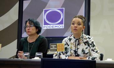 Las diputadas Amparo Bella y Maru Díaz han presentado una Proposición no de Ley