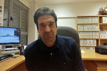 Javier García Ramos es el nuevo director de la Escuela Politécnica Superior de Huesca