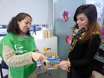 Los voluntarios están en las farmacias de 16.00 a 20.00 horas