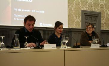 La presentación de la exposición tuvo lugar en el Museo Pablo Gargallo de Zaragoza