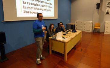 Alberto Cubero ha apuntado que quiere que las entidades sociales y ecologistas hagan sus aportaciones