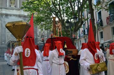 Un total de 25 cofradías forman parte de la procesión