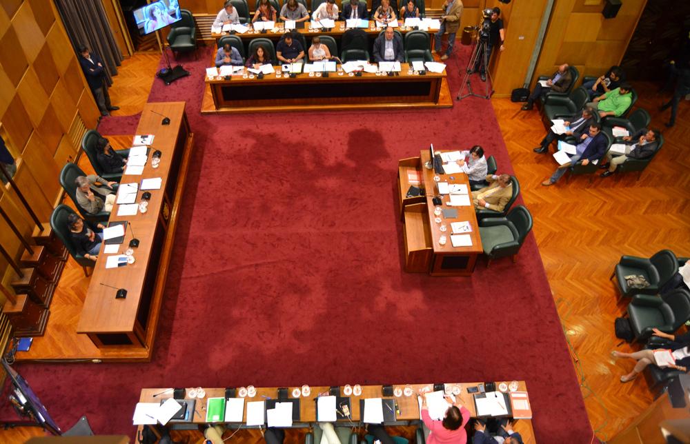 Este tema se ha debatido en el pleno del Ayuntamiento celebrado este viernes