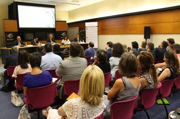 Cuatro representantes de importantes empresas aragonesas han analizado el papel del Compliance en las organizaciones