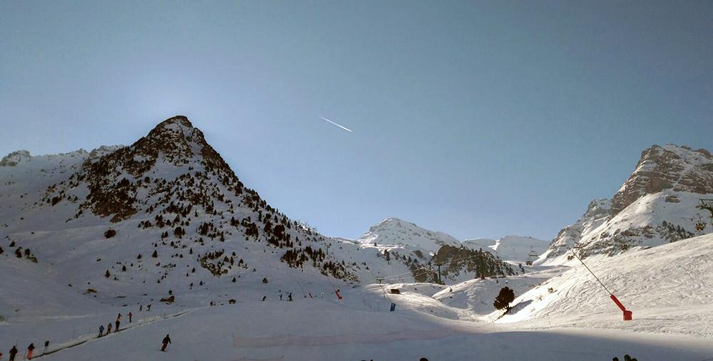El Pirineo aragonés está presente en la televisión japonesa