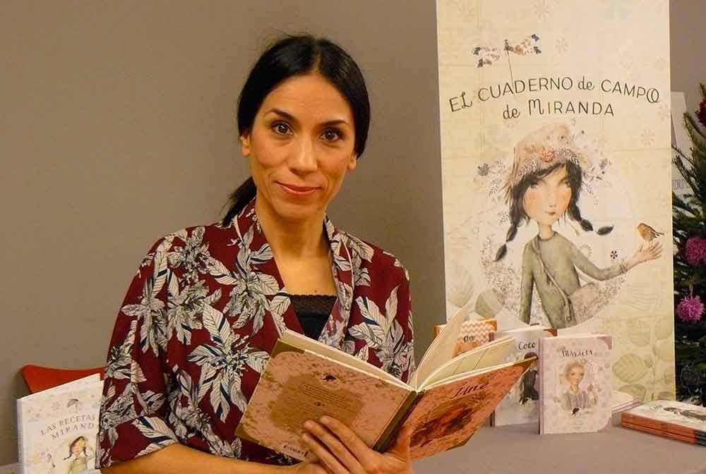 Itziar Miranda recupera en sus cuentos la historia de personajes femeninos