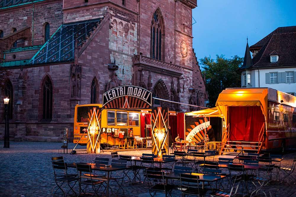 Teatri Mobili supone uno de los proyectos internacionales más ambiciosos del festival