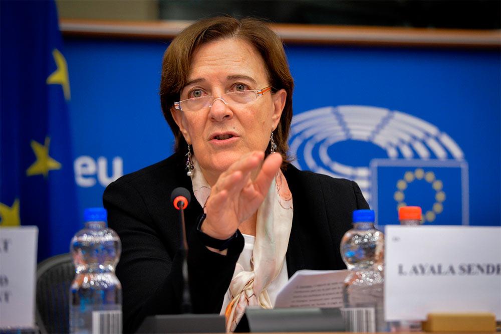 La eurodiputada socialista Inés Ayala celebra esta aprobación