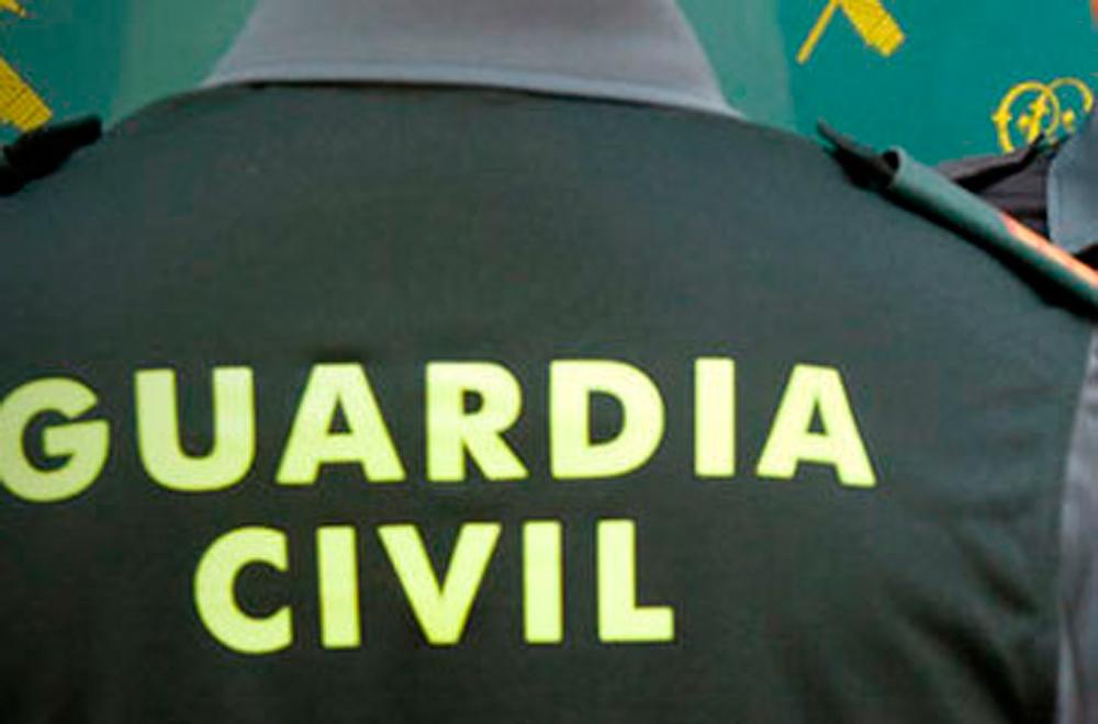 La Guardia Civil está investigando el suceso