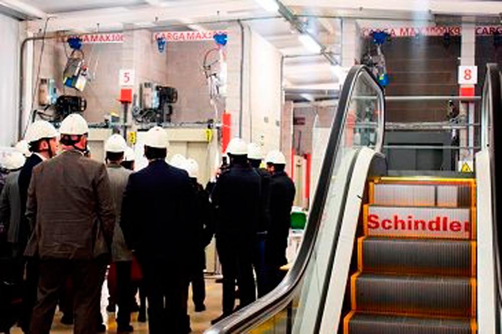 Los ascensores y escaleras mecánicas Schindler están presentes en ciudades de los cinco continentes