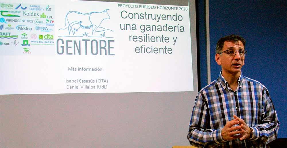 Los ganaderos han conocido los trabajos iniciados en el proyecto europeo de investigación GenTORE