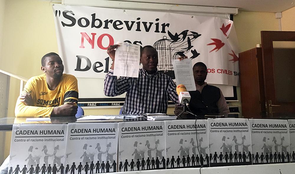 La Asociación de inmigrantes senegaleses de Aragón ha elaborado un informe que recoge quince casos de violencia