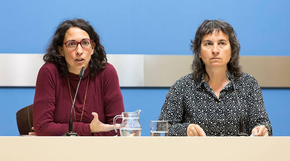 Esta iniciativa ha sido presentada por las consejeras municipales Luisa Broto y Elena Giner