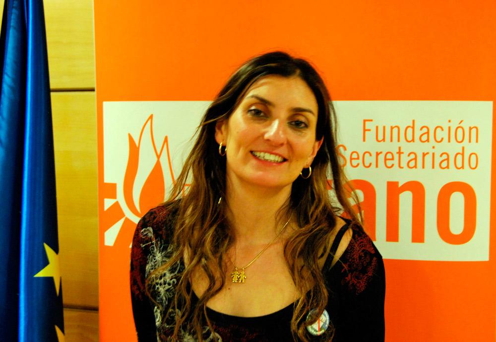 Sara Giménez representa a España en el Comité Europeo contra el Racismo y la Intolerancia