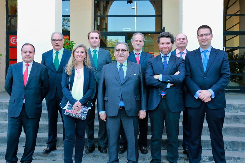 El Comité Ejecutivo acompañará al presidente durante la presente legislatura