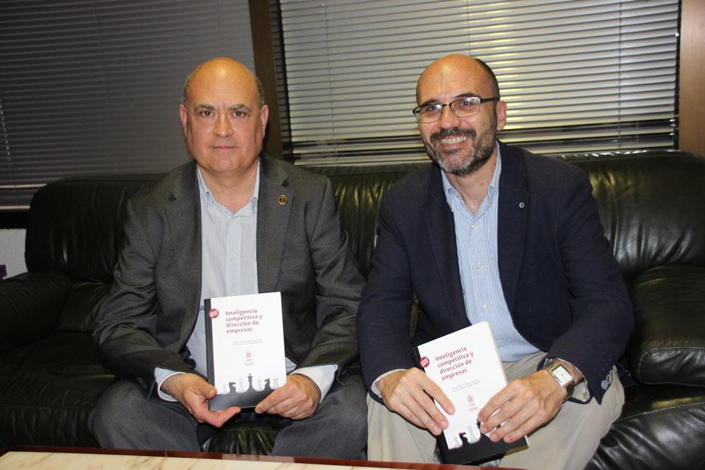 Miguel Ángel Esteban y Miguel Ángel García tienen como objetivo mejorar la competitividad de las empresas