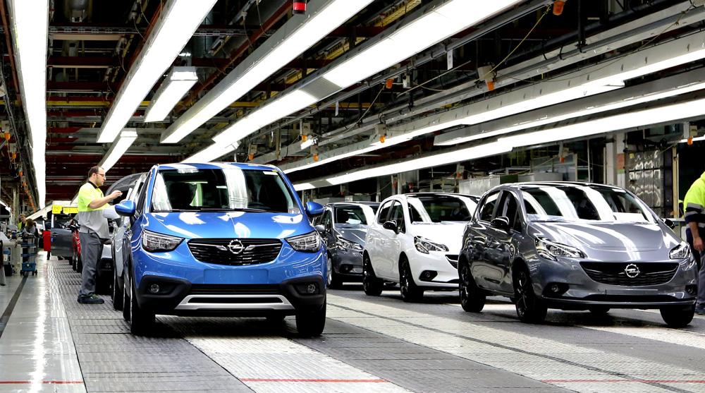 La integración de Opel/Vauxhall dio al Groupe PSA una cuota de mercado en Europa del 17%