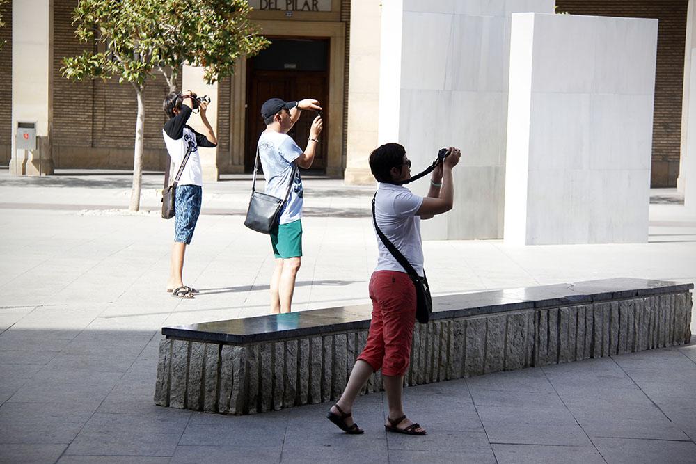 Barcelona, Madrid, Valencia, Sevilla y Granada son las que más turistas reciben con esta modalidad