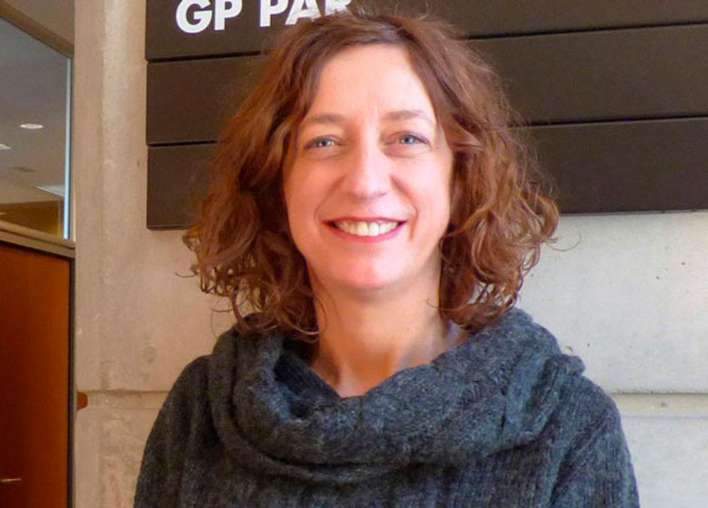 Luquin ha pasado ocho años trabajando en el Grupo Parlamentario de IU