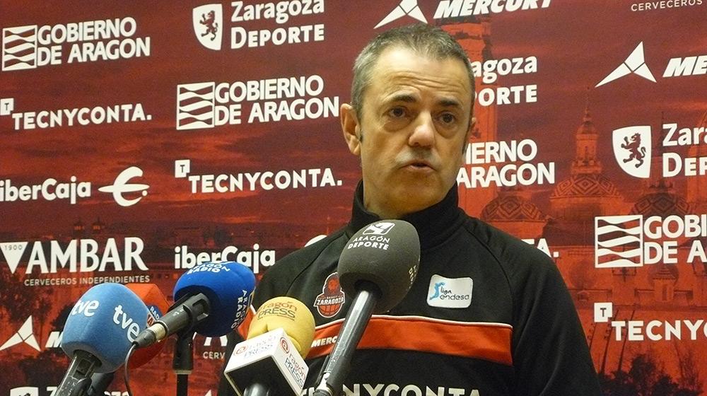 El técnico espera contar con toda la plantilla a su disposición para recibir a Andorra