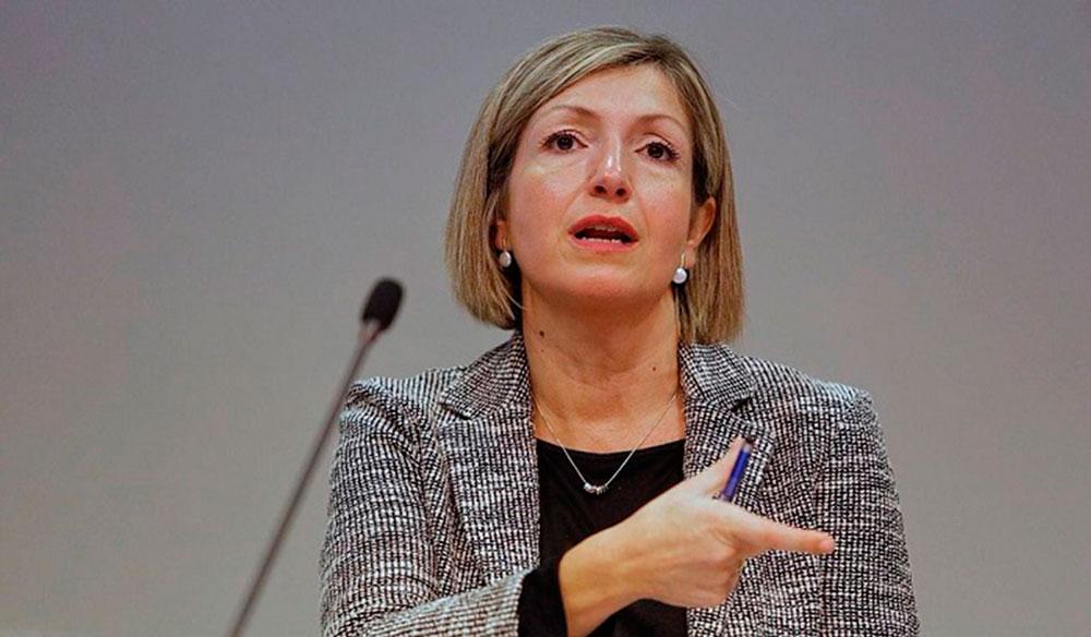 Susana Barca coordina el servicio de atención a la mujer del Colegio de Abogados de Zaragoza. Foto:APA
