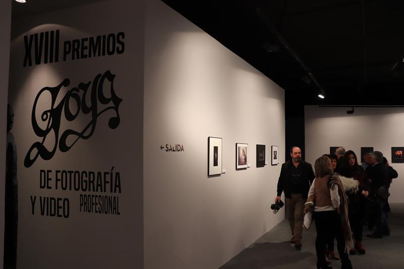 La muestra se puede visitar en la Sala de Exposiciones de Aragonia