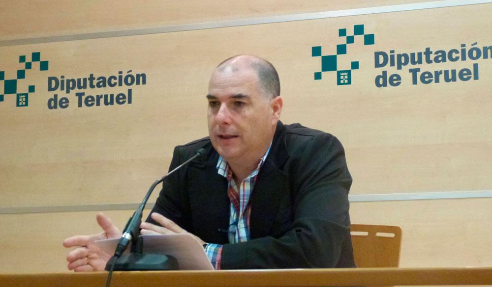 El diputado delegado de Agricultura y Ganadería, Andrés Hernández