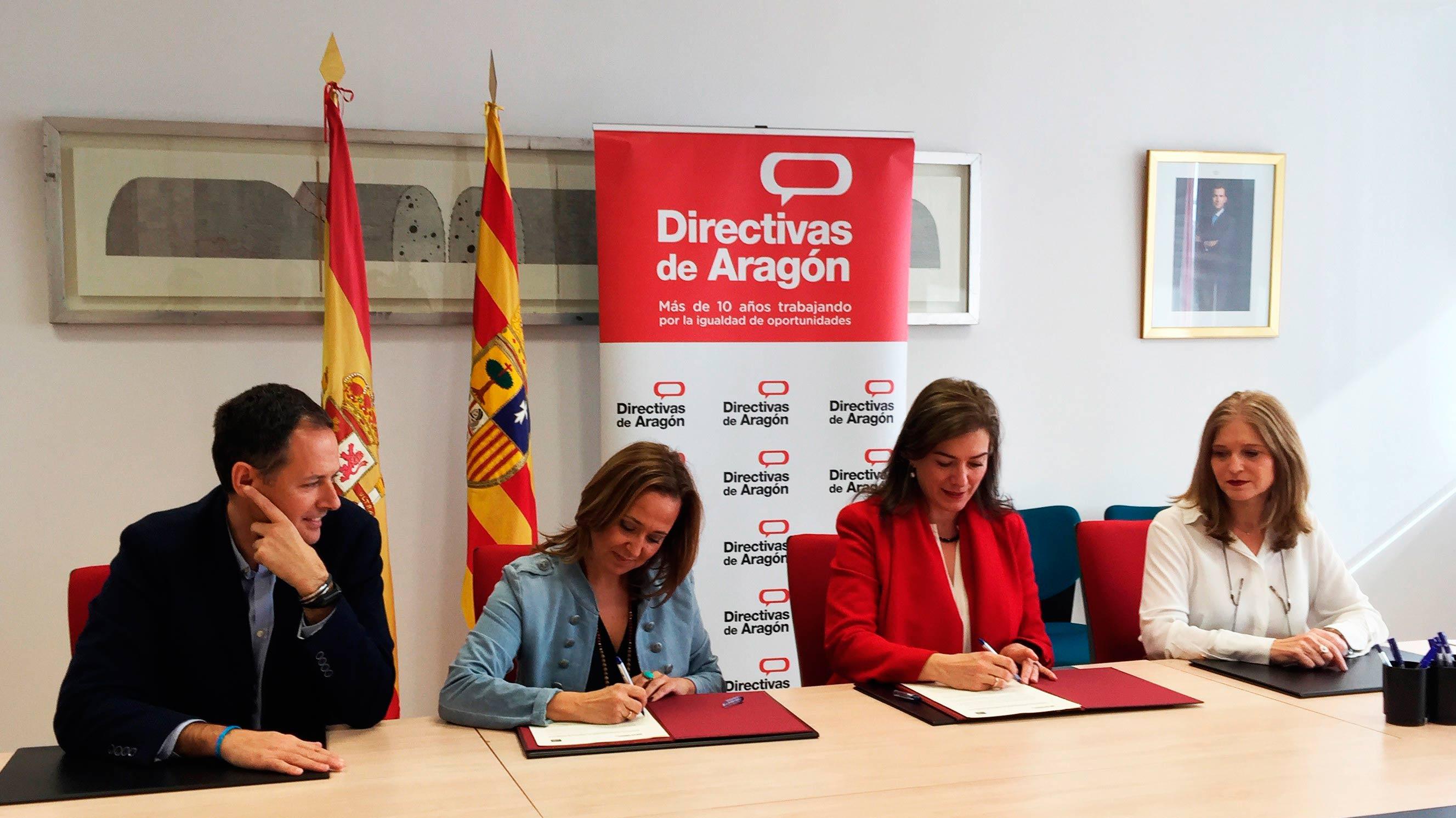 """El proyecto """"Soy futuro"""" ha sido desarrollado por la asociación Directivas de Aragón"""