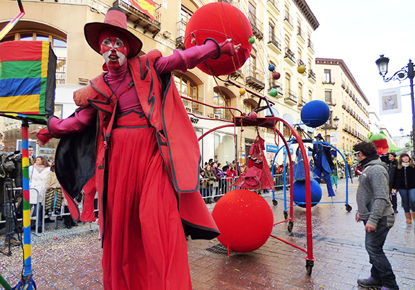 Algunos actos del Carnaval comienzan este fin de semana