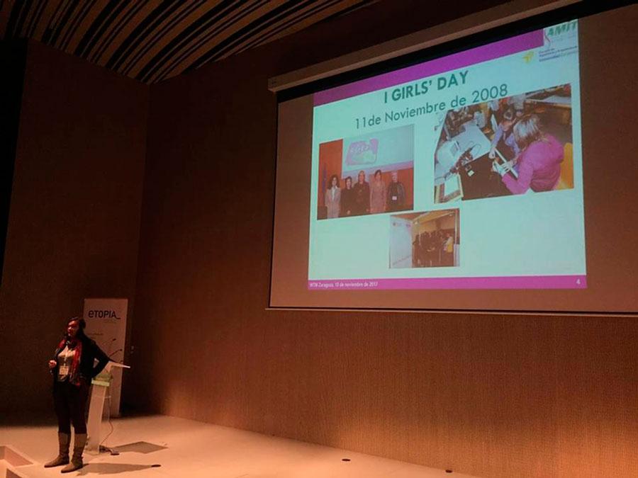 Para el salto a Secundaria y Bachillerato, también se programa el Girls Day, con diez años de trayectoria