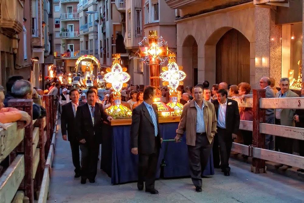 La celebración se remonta a finales del siglo XVIII