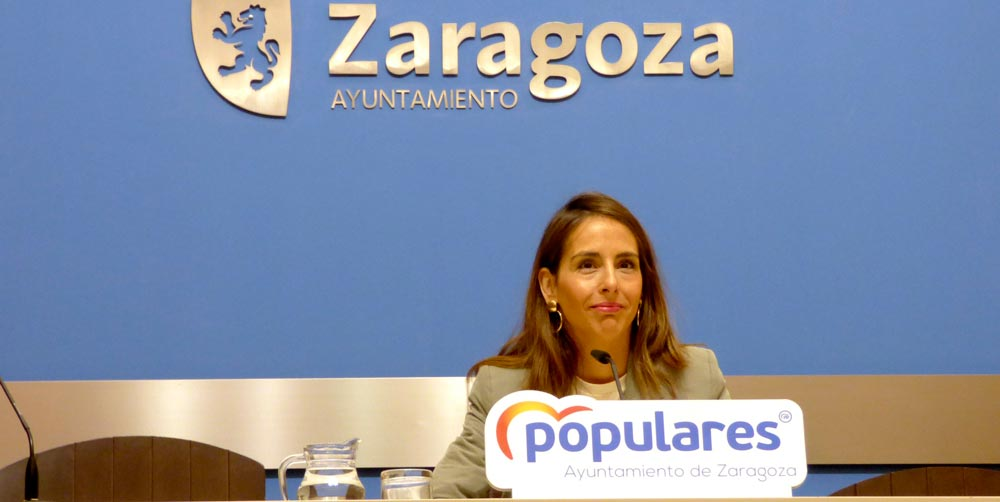 """María Navarro califica de """"sectaria"""" la decisión de ZeC"""