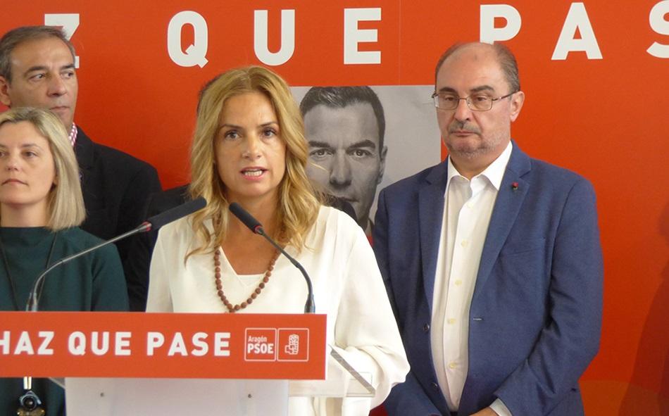 Sumelzo dice que Podemos y Ciudadanos quieren terminar con las Diputaciones