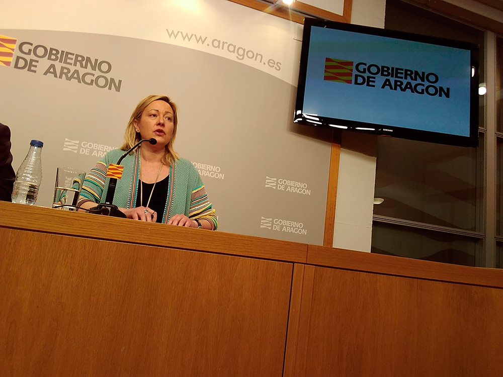 La reunión entre Endesa, Gobierno de Aragón, ayuntamientos y sindicatos se ha alargado por más de tres horas