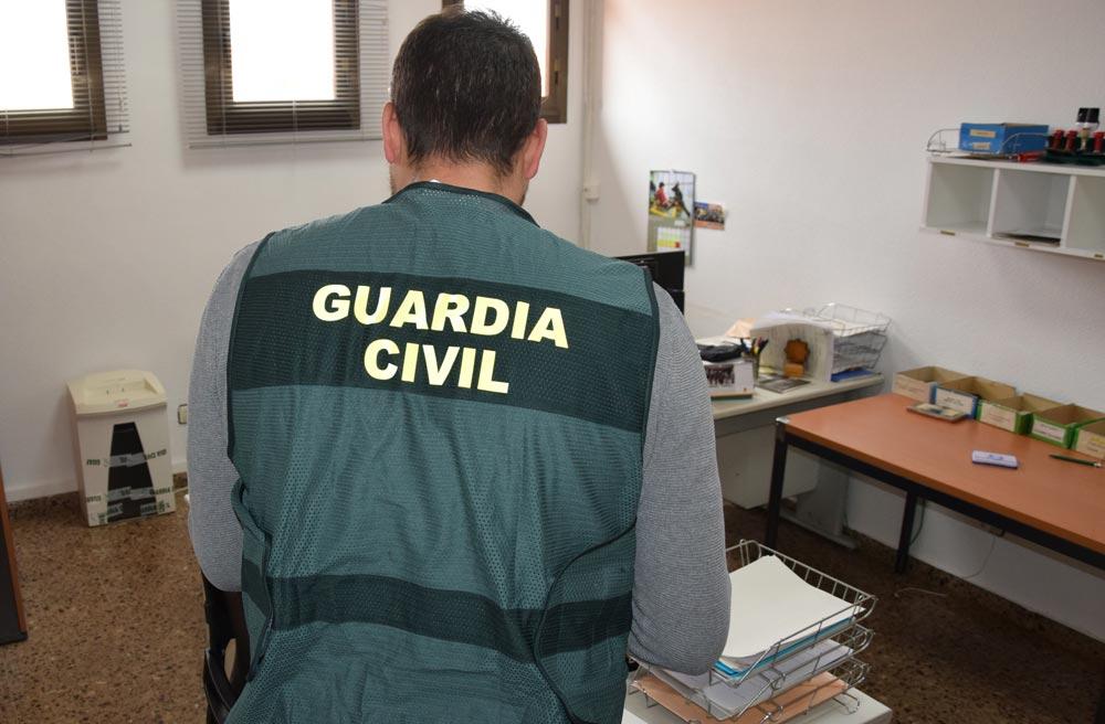 El pasado mes de marzo, los agentes localizaron en Zaragoza a una de las personas detenidas como cooperadora en el robo