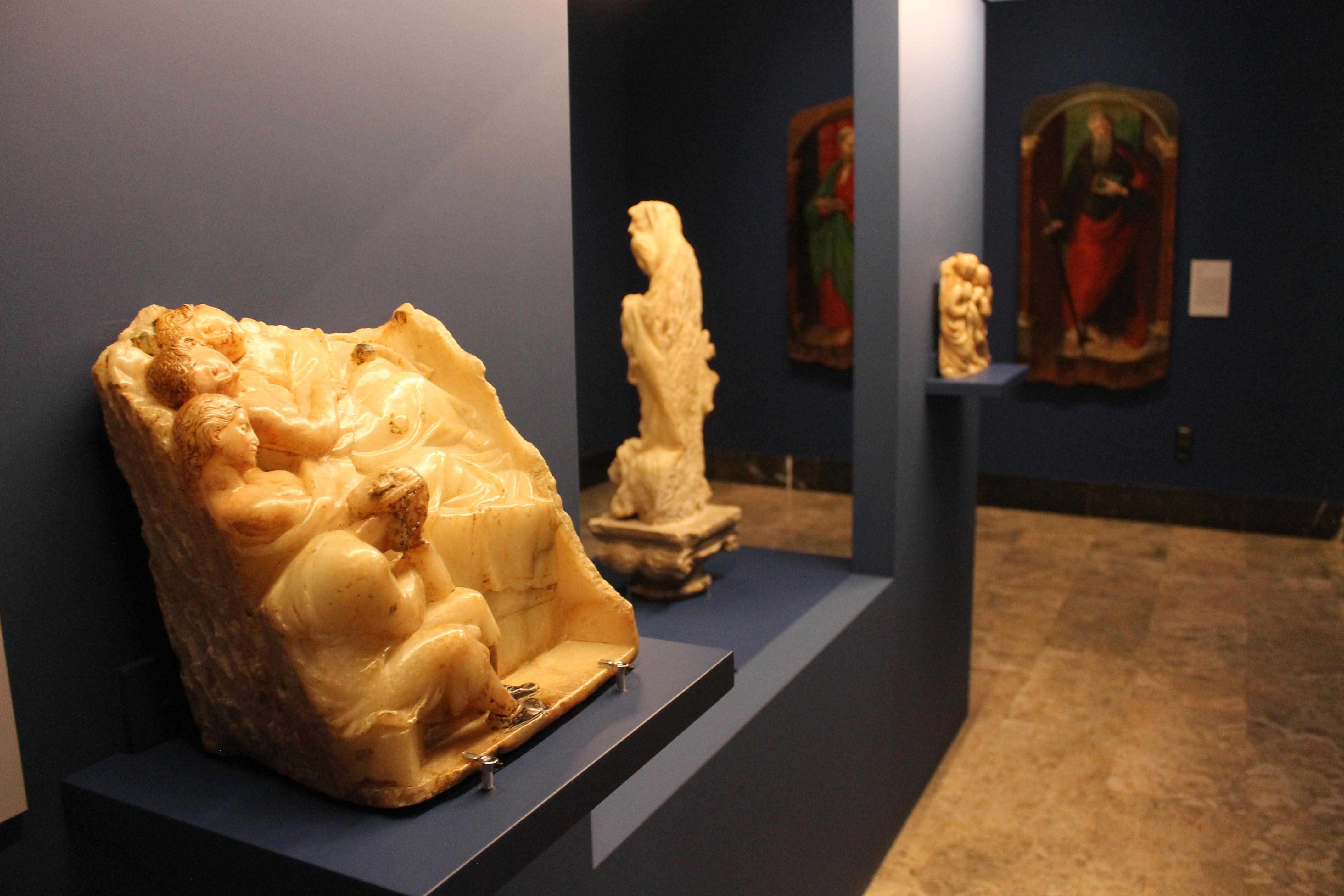 Volver a nacer, en el Museo de Zaragoza