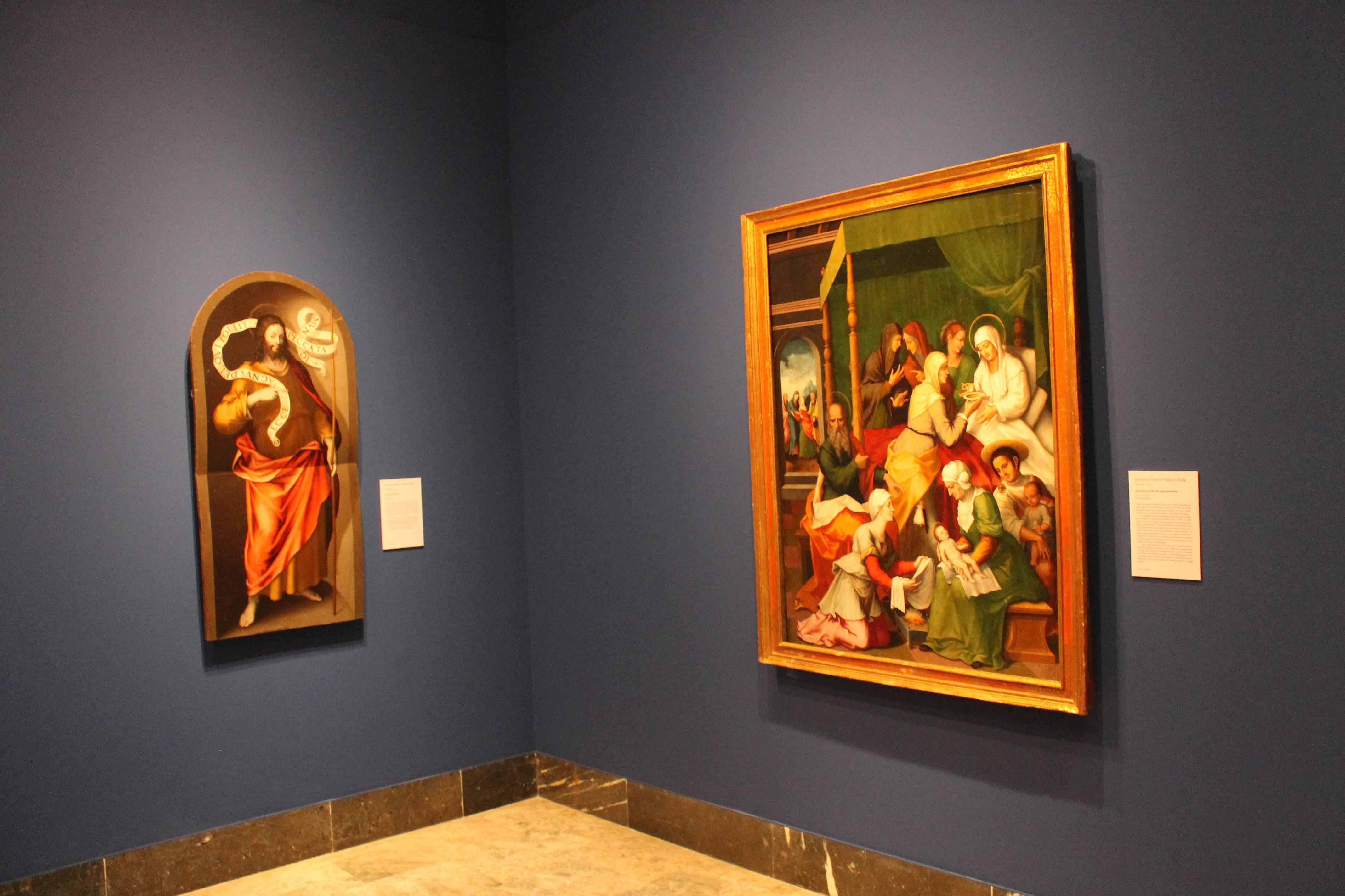 El siglo XVI fue considerado como una de las etapas más brillantes del arte aragonés