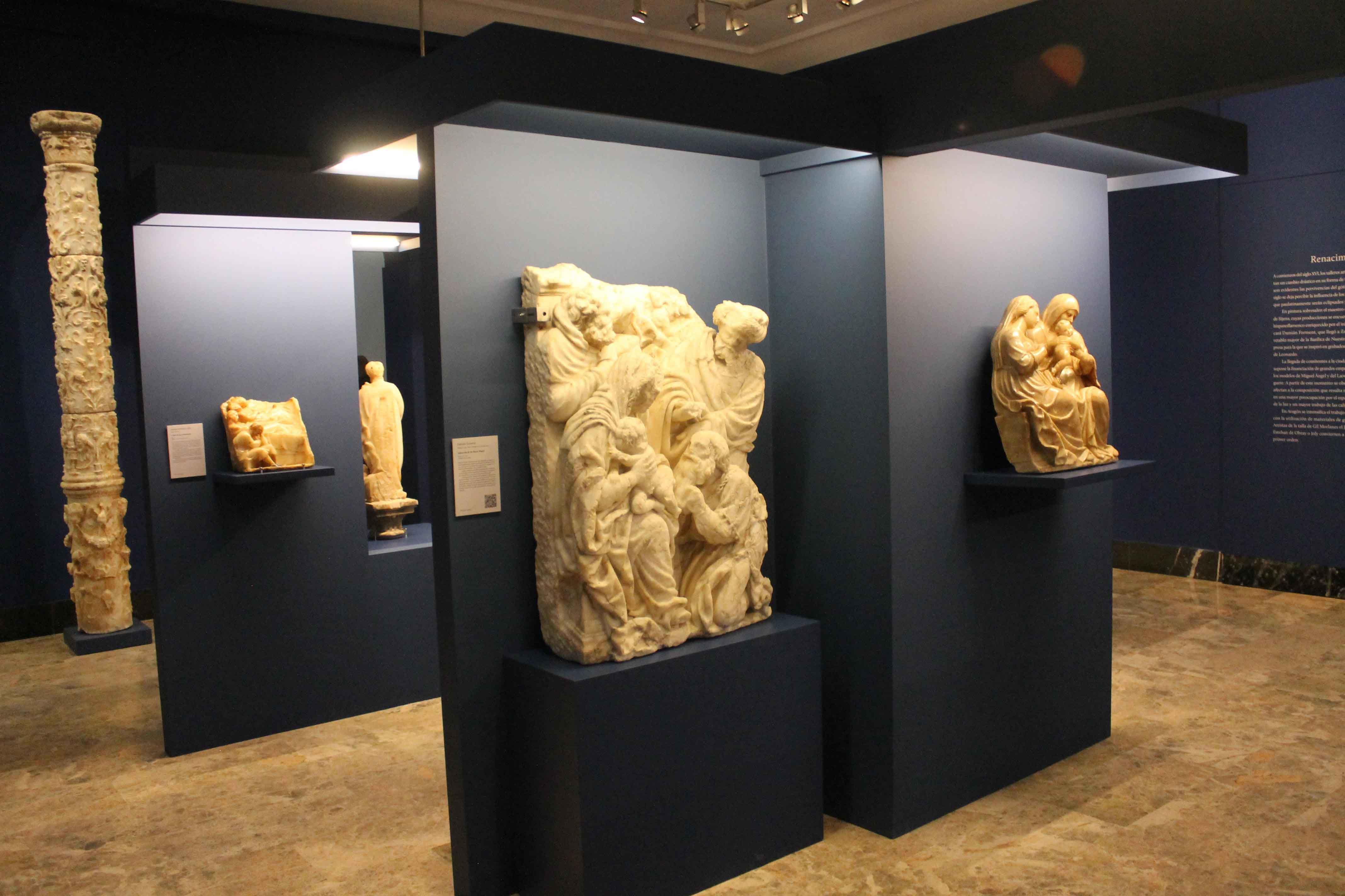 En el Renacimiento resurgió con fuerza la escultura de canon clásico