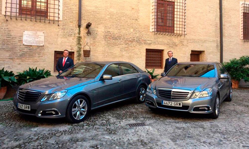 Las VTC tradicionales aragonesas conviven pacíficamente con el taxi desde hace años